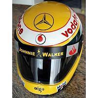 Levis Hamilton McLaren Helm