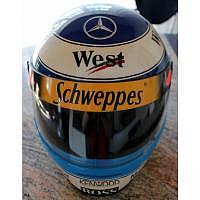 Mika Häkkinen McLaren Helm