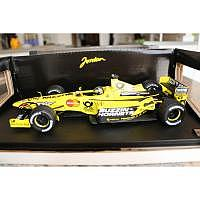 Hot Wheels 1/18 Formel 1 Jordan EJ10 F..