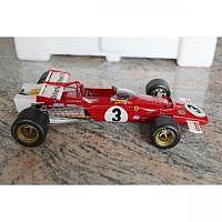 EXOTO 1970 Ferrari 312B #3 Jacky Ickx