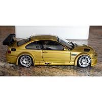 BMW M3 GTR phönixgelb