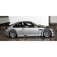 BMW M3 GTR silber