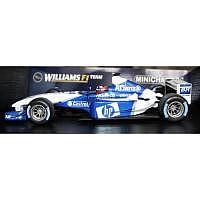 Formel 1 Williams FW25 J.P. Montoya 1/18