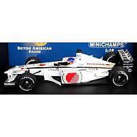Formel 1 BAR Honda 03 J. Villeneuve 1/18