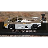 Sauber Mercedes C9 1/43