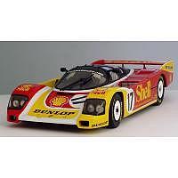 """Porsche 962C """"Shell"""" LeMans 1988 1:18"""