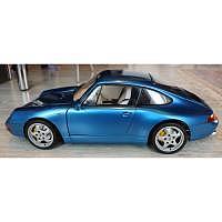 1993 Porsche 911 K30 blau