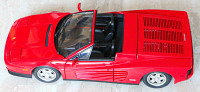1985 Ferrari Testarossa Spider K52 rot