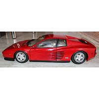 1985 Ferrari Testarossa K51 rot