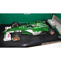 Hot Wheels 1/18 Formel 1 Jaguar R1 Edd..