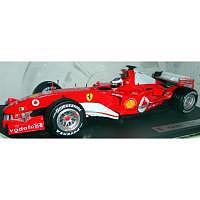 Hot Wheels 1/18 Formel 1 Ferrari 2005 ..