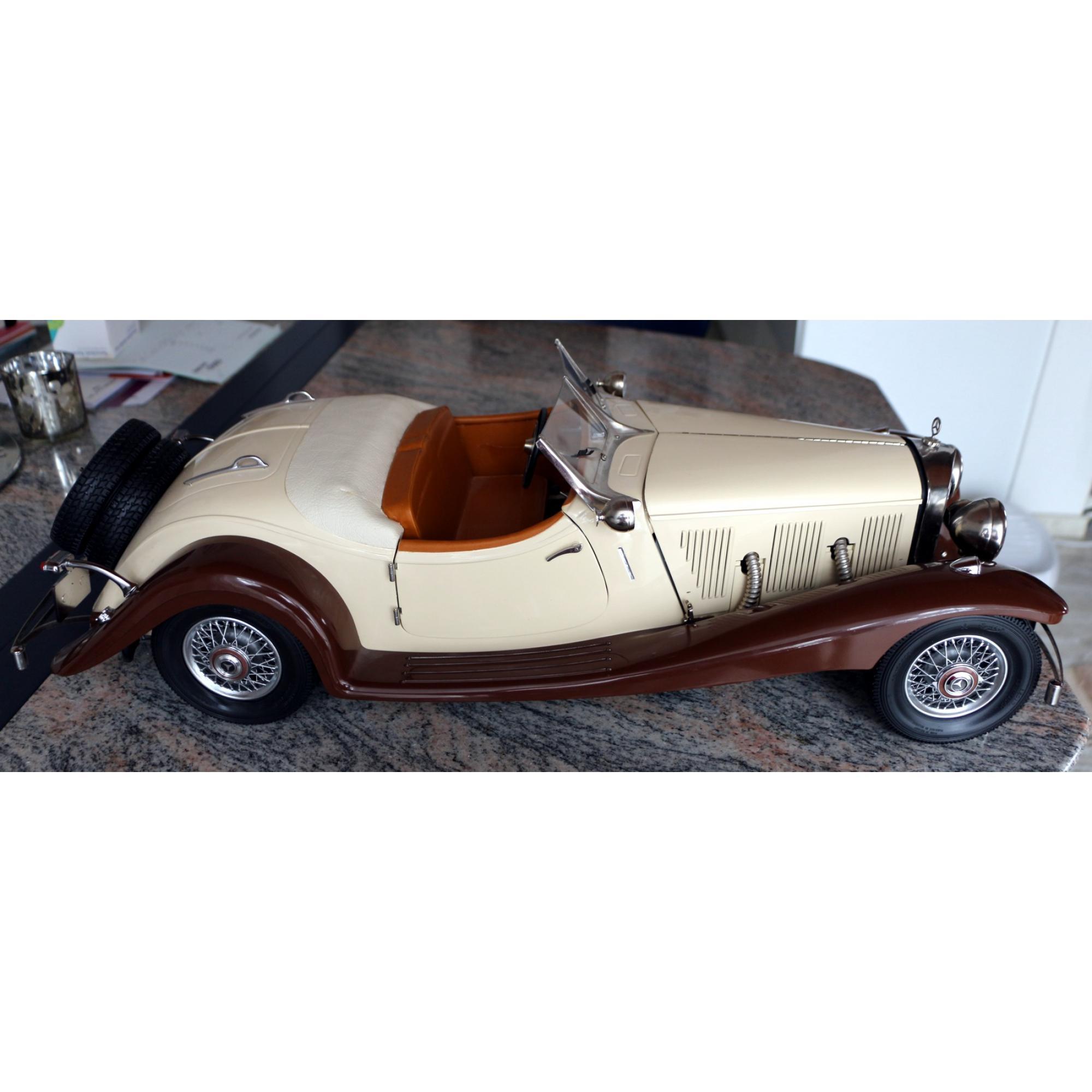 1934 mercedes benz 540k k91 pocher modelle steff 39 s. Black Bedroom Furniture Sets. Home Design Ideas