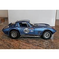 EXOTO 1963 Corvette Grand Sport Coupé RLG18022