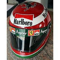 Eddie Irvine Ferrari-Helm