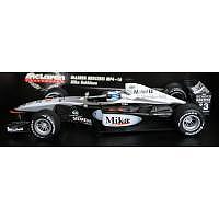Formel 1 McLaren MP4-16 Mika Hakkinen 1/18