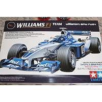 Tamiya Formel 1 Williams BMW FW24 1:20