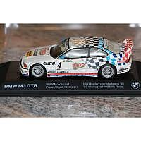BMW M3 E36 GTR 1000 Meilen Interlagos 1/43