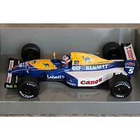 Williams Renault FW14 N. Mansell 1992 1/24