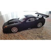 Ferrari 575 GTC Evoluzione schwarz matt