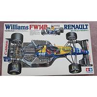 Tamiya Formel 1 Williams Renault FW14B 1:12